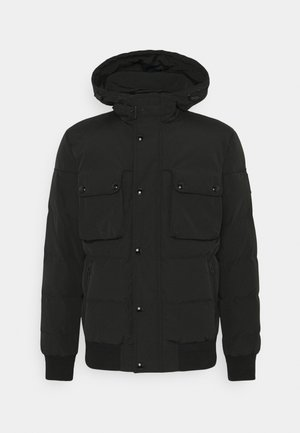 RIDGE JACKET - Down jacket - black