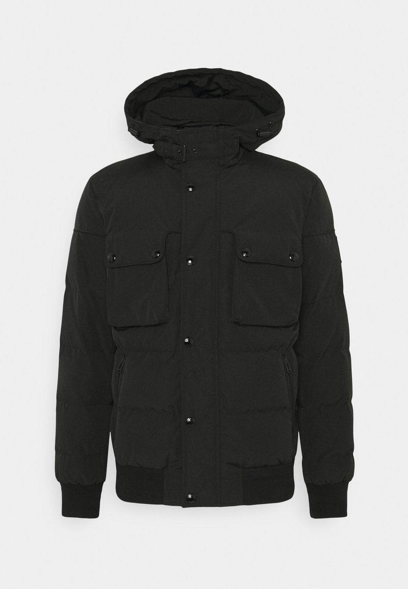 Belstaff - RIDGE JACKET - Down jacket - black