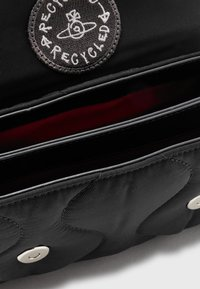 Vivienne Westwood - CAMPER SMALL CROSSBODY - Across body bag - black - 2
