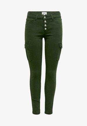 ONLMARYA PINARA LIFE PANT - Cargo trousers - rosin