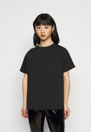 DRAGON GRAPHIC - Print T-shirt - black