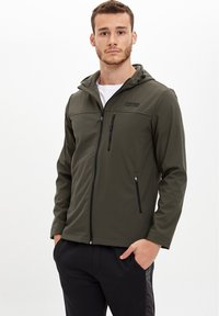 DeFacto - Light jacket - khaki - 0