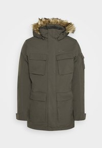 Jack Wolfskin - GLACIER CANYON - Winter coat - brownstone - 6
