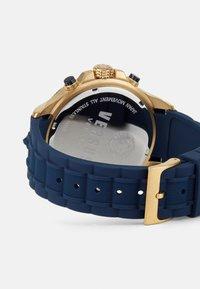 Versus Versace - VOLTA - Kronografklockor - blue/gold-coloured - 1
