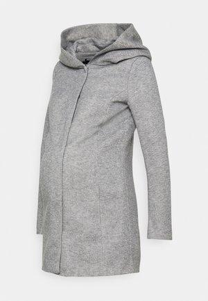 OLMSEDONA LIGHT COAT - Zimní kabát - light grey melange