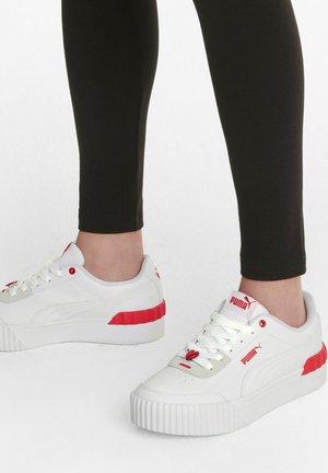 VALENTINE'S CARINA LIFT VROUW - Sneakers laag - puma white