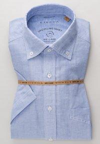Eterna - REGULAR FIT  - Shirt - hellblau/weiß - 4