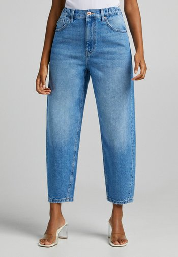 BALLOON - Relaxed fit jeans - dark blue