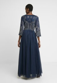 Lace & Beads - BONITA MAXI - Robe de cocktail - navy - 3
