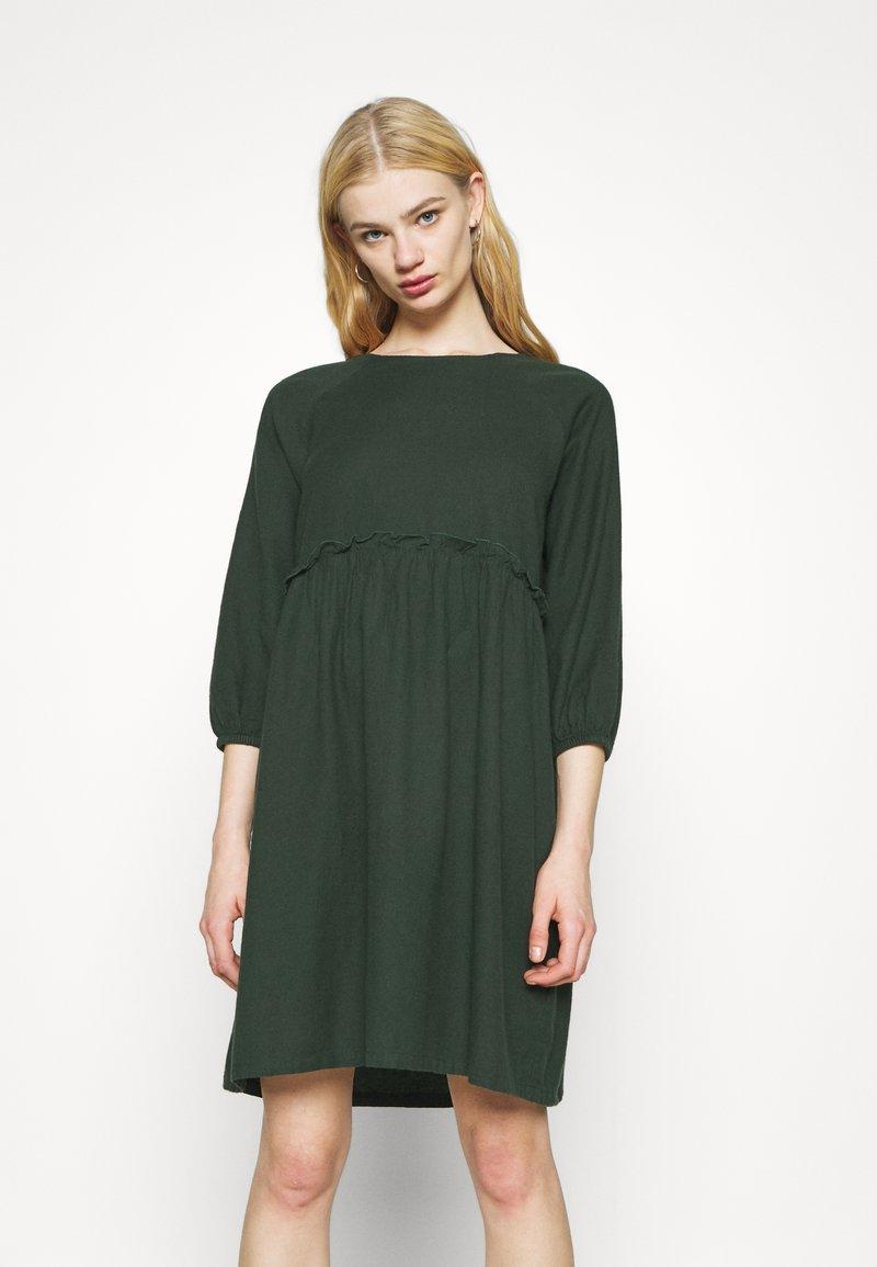 Monki - DRESS - Day dress - green dark