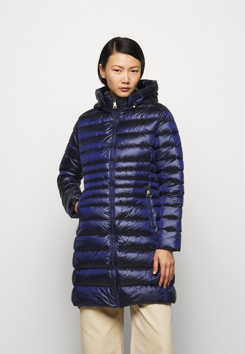 STUDIO ID - COAT - Down coat - tinta