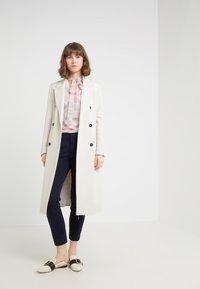 Lauren Ralph Lauren - LYCETTE PANT - Trousers - navy - 1