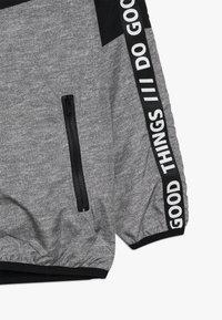 Friboo - Light jacket - mid grey melange/anthracite - 4