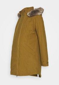 Noppies - MILA - Veste d'hiver - bronze brown - 0