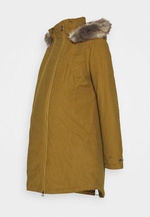MILA - Veste d'hiver - bronze brown