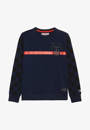 MARK - Sweatshirt - dark indigo blue