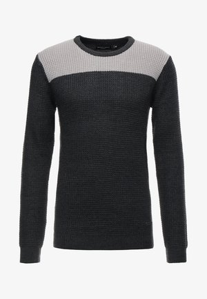 HERMES - Jumper - charcoal