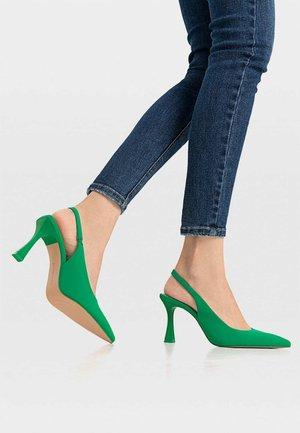 MIT OFFENER  - Avokkaat - light green