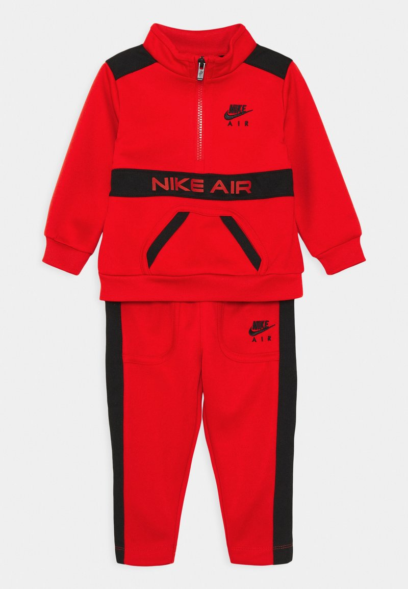 Nike Sportswear - NIKE AIR TRICOT SET - Sweatshirt - university red
