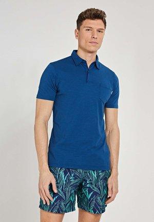 JAMES - Polo shirt - poseidon blue