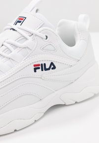 Fila - RAY - Trainers - white - 2