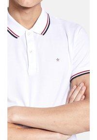 CELIO - NECE TWO - Polo shirt - white - 2