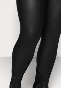 River Island Plus - Leggings - Trousers - black - 4