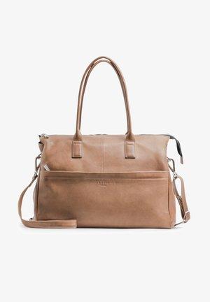 """ANOUK BRIEF 13"""" - Laptop bag - indian tan"""