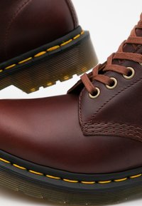 Dr. Martens - 1460 PASCAL - Lace-up ankle boots - brown classico - 5