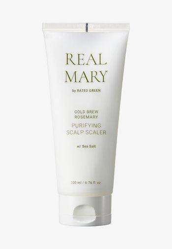 REAL MARY PURIFYING SCALP SCALER (SEA SALT)