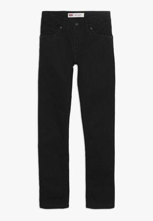 510 SKINNY - Skinny džíny - black