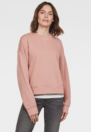 EARTH - Sweatshirt - dk tea rose
