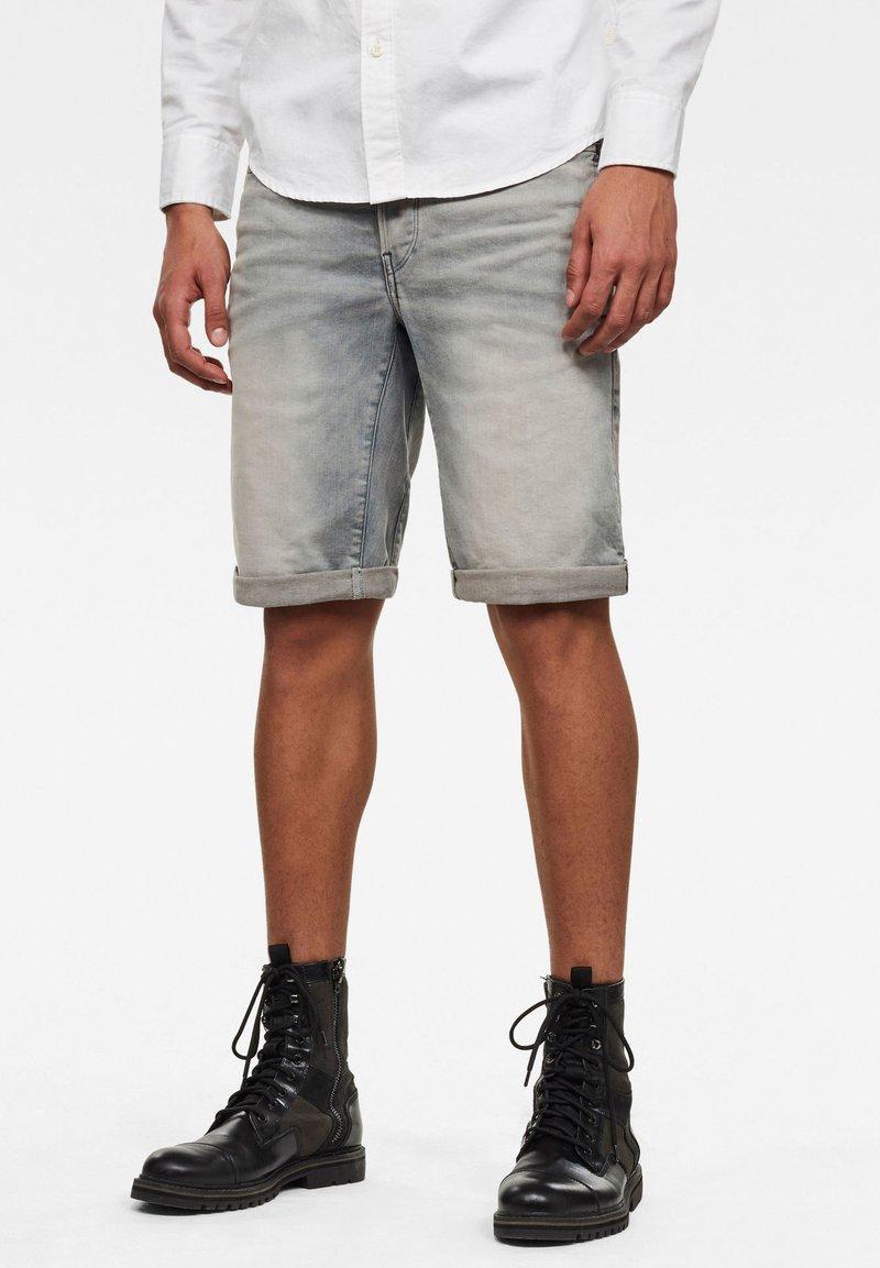 G-Star - D-STAQ 3D  - Denim shorts - medium aged