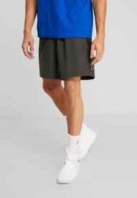 adidas Performance - OWN THE RUN - Träningsshorts - legear/black - 0