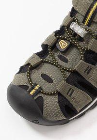 Keen - NEWPORT NEO H2 - Walking sandals - dusty olive/sulphur - 2