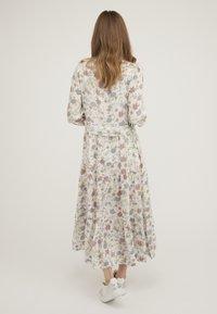 Oliver Bonas - REVIVAL FLORAL - Maxi dress - white - 1