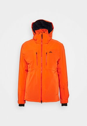 RICK SKI JACKET - Ski jacket - juicy orange