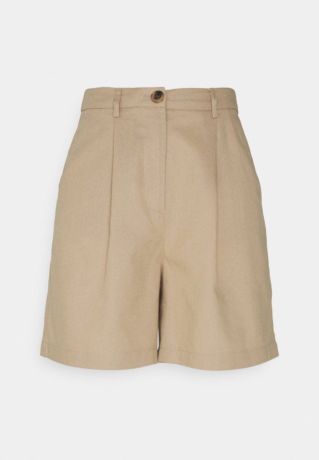 VIALINA TALL - Shorts - humus