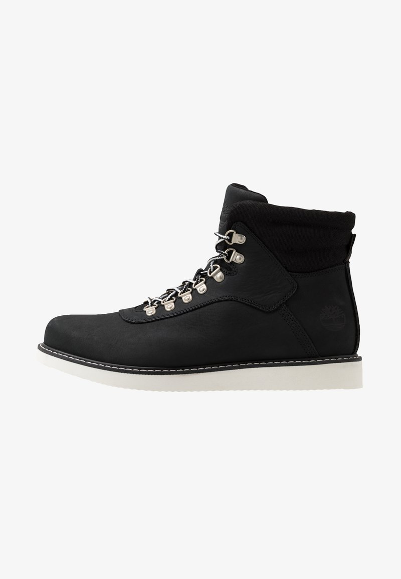 Timberland - NEWMARKET BOOT - Lace-up ankle boots - black