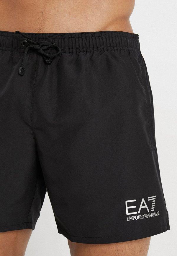 EA7 Emporio Armani SEA WORLD CORE - Szorty kąpielowe - nero/czarny Odzież Męska AGAG