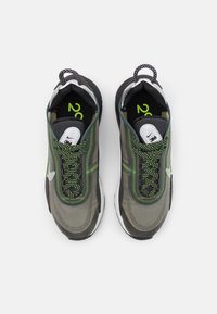 Nike Sportswear - AIR MAX 2090 UNISEX - Matalavartiset tennarit - anthracite/volt/black/newsprint/mystic stone - 3