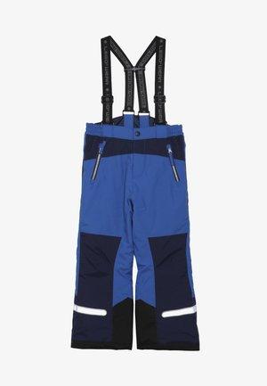 SKI PANTS - Snow pants - dark navy