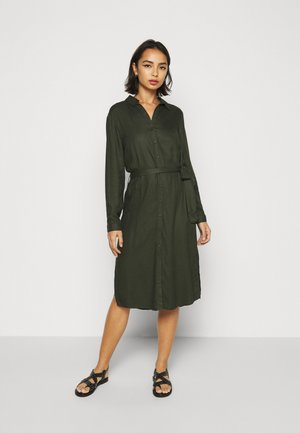 PCBARBEL LONG  - Shirt dress - duffel bag