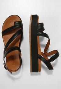 Inuovo - Platform sandals - black blk - 2