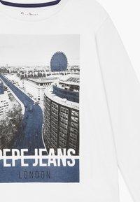 Pepe Jeans - CHANDLER - Longsleeve - optic white - 3