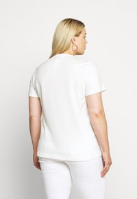 Persona by Marina Rinaldi - VEDETTA - Print T-shirt - bianco - 2