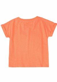 MINOTI - T-shirt print - orange - 1