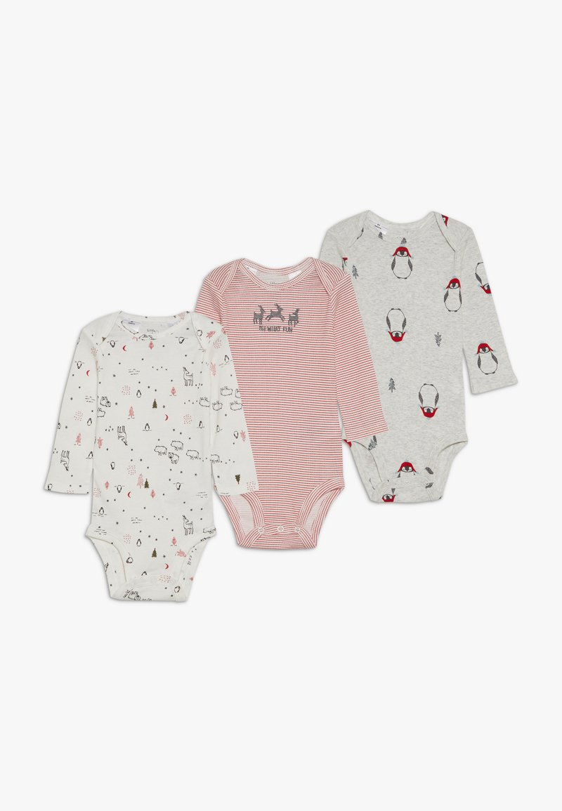 Carter's - HOLIDAY BABY 3 PACK - Body - multicoloured