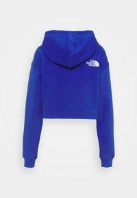 The North Face - TREND CROP DROP HOODIE - Sweatshirt - blue - 7