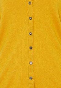 Esprit - BASIC  - Cardigan - brass yellow - 2